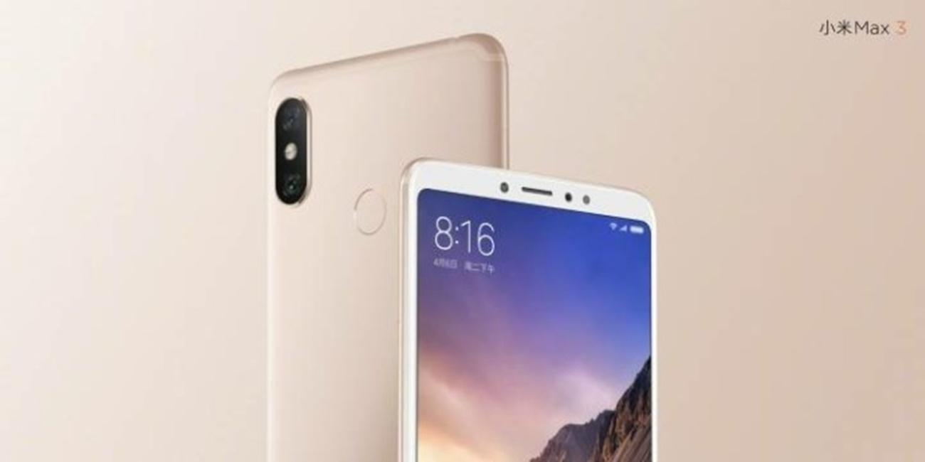 El aspecto físico del Xiaomi Mi Max 3 ya no es ningún secreto para nadie, y nos alegra poder decir que va a ser uno de los pocos smartphones lanzados ahora mismo que, a pesar de llevar a cabo una reducción de sus marcos, no lleva notch –al contrario que otros gama media de Xiaomi–. Estará construido en Metal, y su doble cámara se encuentra en una disposición vertical. El Xiaomi Mi Max 3 va a ser, sin duda, un gran terminal de gama media dentro del catálogo de Xiaomi, ya que se encuentra en el mismo escalón que el Xiaomi Redmi Note 5 que hemos probado y que tanto nos ha gustado. Aunque, como puedes ver, este terminal cuenta con una pantalla mucho más grande, concretamente, de 6,99 pulgadas. Xiaomi Mi Max 3 Pantalla Pantalla de 6,99 pulgadas a resolución Full HD+ Procesador Qualcomm Snapdragon 636 RAM 4 GB o 6 GB Sistema operativo Android 8.1 bajo MIUI 9 Almacenamiento 64 GB o 128 GB Cámaras Doble cámara trasera de 12 y 5 megapíxeles, cámara frontal de 8 megapíxeles Batería 5.500 mAh Otros Reconocimiento facial, funciones de IA en la cámara Para mover esta, el terminal tirará del Qualcomm Snapdrafon 636, al que acompañarán 4 GB o 6 GB de memoria RAM. En cuanto a la fotografía, por primera vez en la historia vamos a tener una doble cámara trasera en esta familia de terminales, estas contarán con una resolución de 12 y 5 megapíxeles, mientras que la frontal llegará hasta los 8 megapíxeles. Evidentemente, para poder aguantar el ritmo de esta pantalla vamos a necesitar una gran batería, y el Xiaomi Mi Max 3 va a tener una que alcanza los 5.500 mAh, una auténtica barbaridad que, como poco, debería aguantarnos el día entero sin ningún tipo de problema. El nuevo referente en cuando a pantallas gigantes de gama media ya casi está aquí, y su precio, según podemos leer en GSMArena, rondaría, al cambio, los 260 euros, o 5.730 pesos mexicanos. Como te hemos dicho, se encuentra en el escalón del Redmi Note 5, y no debería costar mucho más que este. ¿Qué te parecen las especificaci