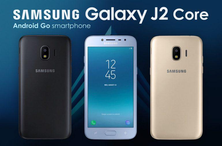 Hace semanas que sabemos que Samsung trabaja en su primer teléfono con Android Go. Un modelo que llegará a la gama más básica de su catálogo, y que finalmente ha sido anunciado ya. Se trata delGalaxy J2 Core, que llega a la familia de los Galaxy J2, una de las más básicas de la firma coreana. Por eso, nos encontramos ante un modelo de características sencillas. De momento, el lanzamiento de esteGalaxy J2 Core se ha planeado para mercados como India y Malasia. Aunque desde Samsung no se descarta que este teléfono vaya a ser lanzado en otros mercados en un futuro.