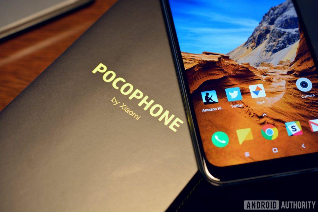 Presentación POCOPHONE F1 además de pertenecer POCO a Xiaomi, la nueva compañía QUIERE distanciarse de Xiaomi y trabaja muchísimo el software