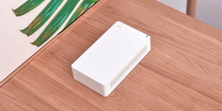 Xiaobai, un nuevo disco duro externo que incluye conectividad USB y Ethernet, lo que permite usarlo como un pequeño NAS