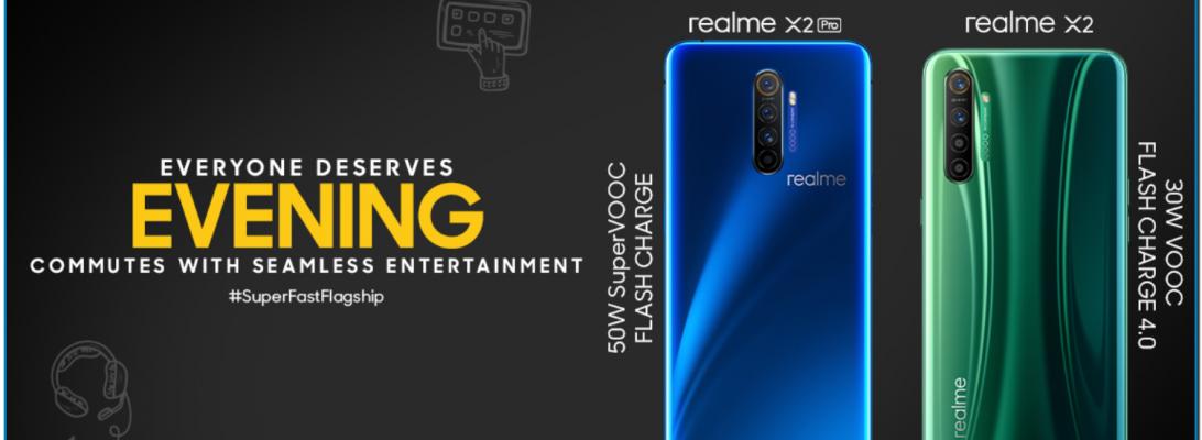 Realme X2 no llega solo para competir sino para hacerse con el trono de la gama media su procesador Snapdragon 730G batería de 4.000 mAh carga rápida y cuatro cámaras