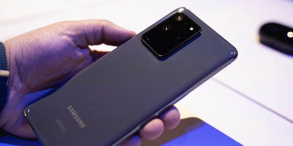 Con el Samsung Galaxy S20 Ultra dispondrás de conexión 5G para disfrutar allá donde vayas de tus series favoritas en su pantalla Infinity-O de 6.9 pulgadas con tecnología Dynamic AMOLED.