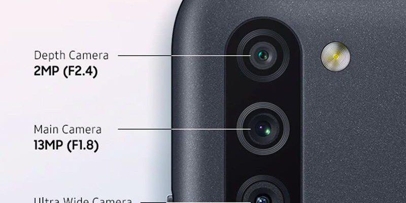 El nuevo Samsung Galaxy M11 reciben una batería de gran tamaño nada menos que 5.000 mAh