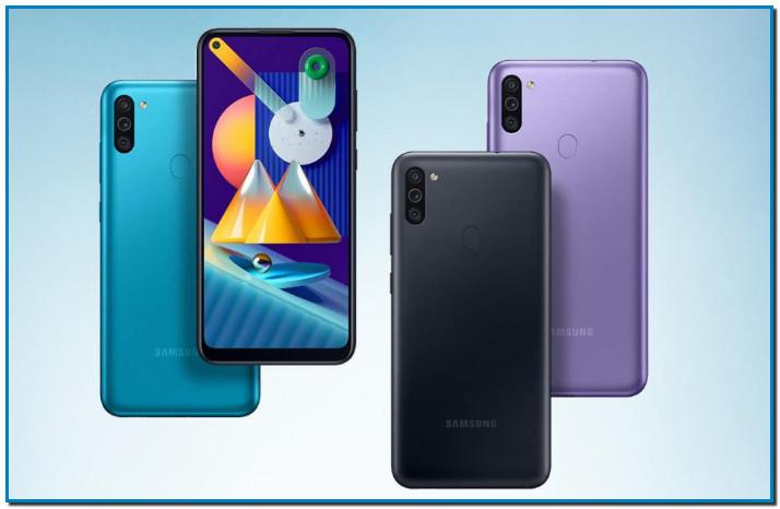 Las redes 5G aún no ha llegado a esta gama de precios más asequibles, pero móviles como el nuevo Galaxy M11 reciben otras especificacionestambién muy útiles como una batería de gran tamaño, nada menos que 5.000 mAh en este caso.