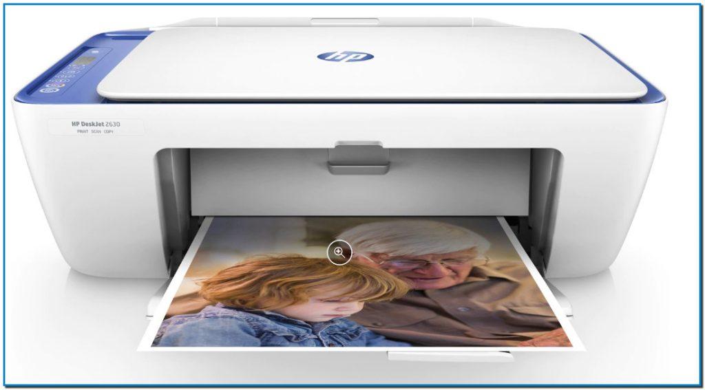 Comprar Impresora HP DeskJet 2630 Multifunción