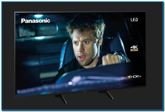 COMPRAR Televisores TV LED TX-65GX700 LED 4K de 2019 con tecnología Bright Panel HDR calidad 4K HDR HDR10+ y a la función Adaptive Backlight Dimming,