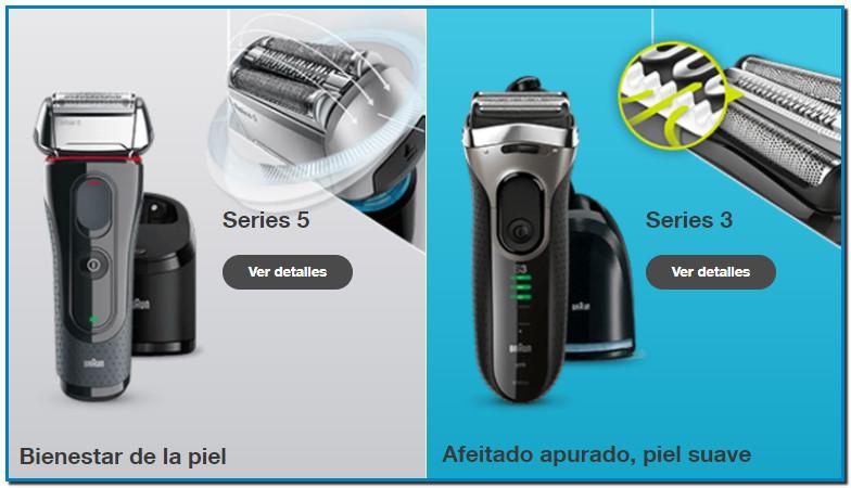 Cómo elegir la afeitadora eléctrica Braun adecuada para usted | Afeitadoras Braun Braun Grooming . ¿No estás seguro cuál afeitadora Braun debes elegir?