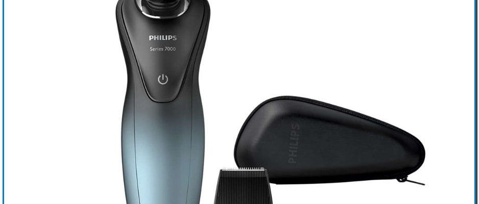 Shaver series 7000 Afeitadora eléctrica en seco y húmedo S7930/16 Apurado incluso en piel sensible
