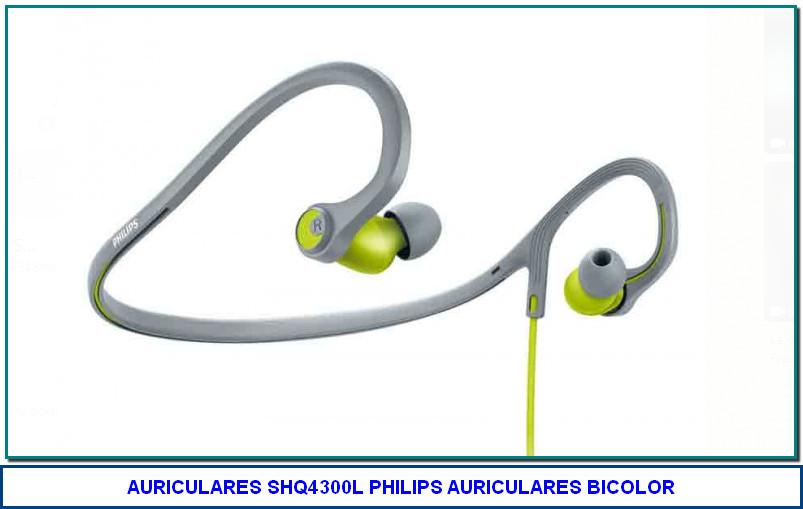 COMPRAR SHQ4300L PHILIPS AURICULARES BICOLOR