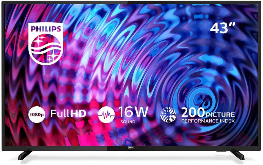 Comprar Televisor Philips 5500 en Andorra resolución Full HD, un sonido nítido y una increíble experiencia de visualización