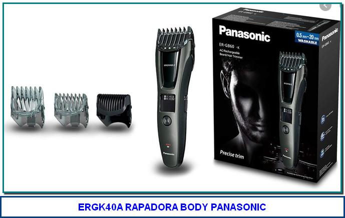 Los cortapelos con tecnología de precisión de Panasonic permiten cortar el vello de forma perfecta, adaptándose sin problemas a diferentes partes del cuerpo.