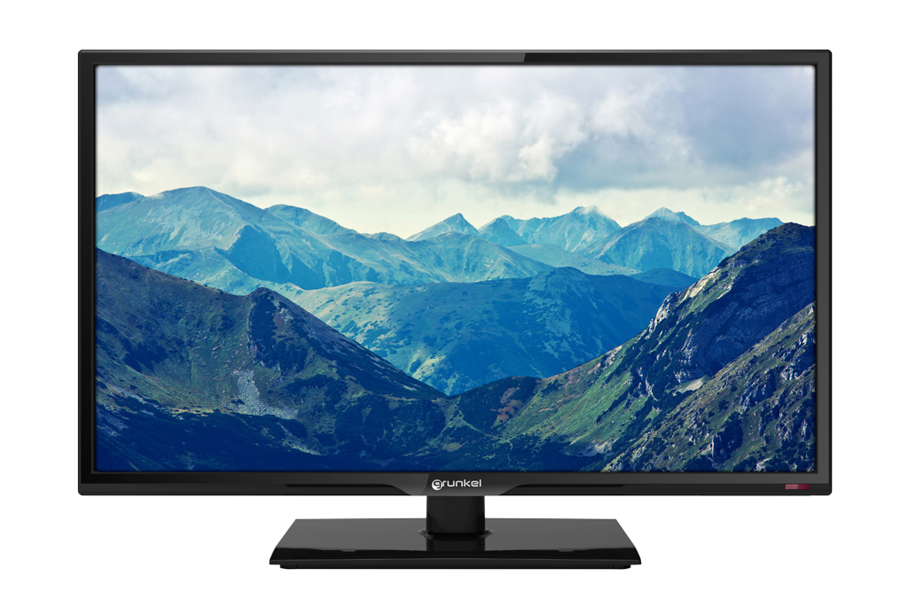 Todas las posibilidades de un Smart TV en un televisor de 24 pulgadas. El LED-240H SMT garantiza entretenimiento con excelente calidad de imagen. Con TDT T2, preparado para el nuevo estándar de televisión digital terrestre.