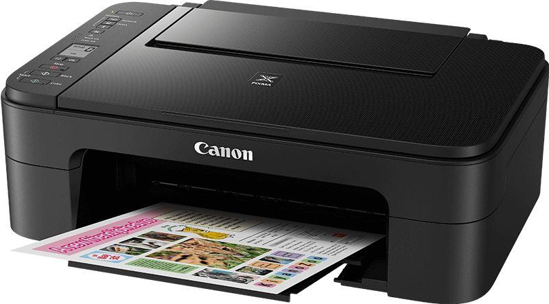 Sencilla y asequible impresora Canon con conectividad inteligente Impresión de texto nítida y fotos intensas sin bordes desde tu dispositivo inteligente, cámara Wi-Fi o la nube con esta asequible impresora PIXMA de CANON. Escaneos y copias sencillos con la intuitiva pantalla LCD de 3,8cm.